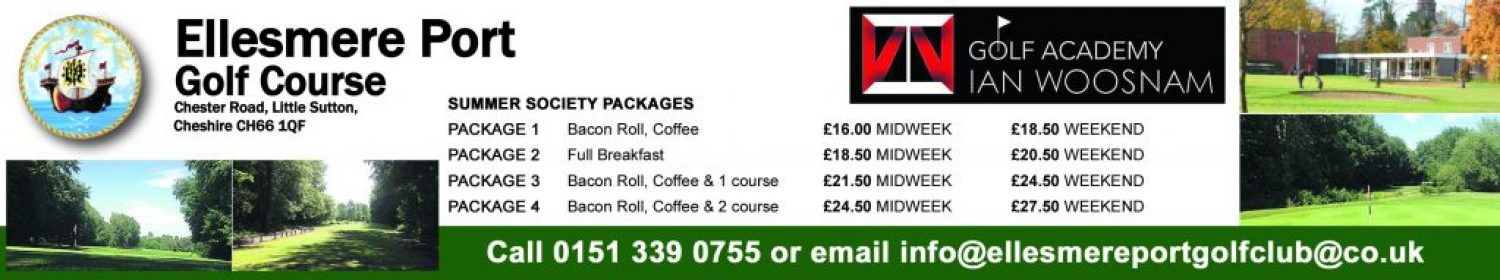 Golf Academy Ellesmere Port Summer 1